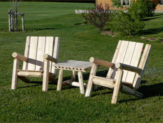 Weather resistant Garden Furniture