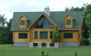 log homes modular homes from gebhardt international cedar homes rh loghomegreen com